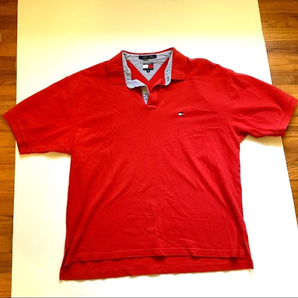 Tommy Hilfiger Other - Tommy Hilfiger Crest Style Polo